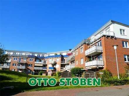 Raisdorf-Schwentinental: Große und bezugsfreie 3-Zimmer-ETW mit Balkon + Carport OTTO STÖBEN