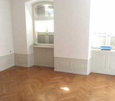 Sehr schönes Altbau - Büro, KA-City / Hirschstraße, ca. 85qm, € 800,- +NK/HZ
