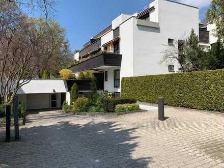 Luxus-Dachterrassen Wohnung in München, Harlaching
