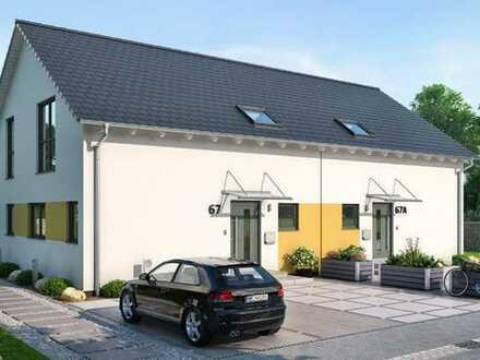 1 Doppelhaushälfte noch verfügbar !!! 77704 Oberkirch-Stadelhofen