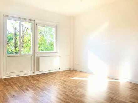 Bezugsfreie und provisionsfreie 3-Zimmer Wohnung mit großen Balkon