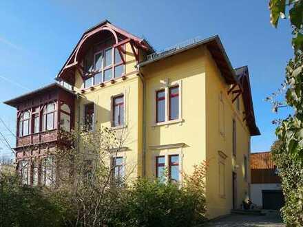 Denkmalgeschützte Mehrfamilienvilla in Radebeul