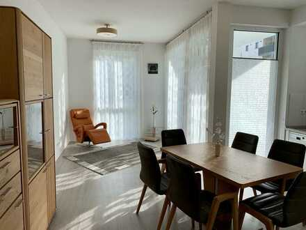 Exklusive, neuwertige und barrierefreie 3-Zimmer-Wohnung mit Loggia in Böblingen * Provisionsfrei *