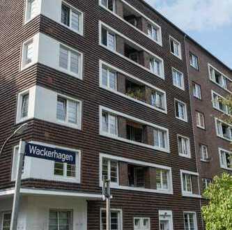 Charmante 1,5-Zimmer-Wohnung im Herzen von Hamburg-Hamm