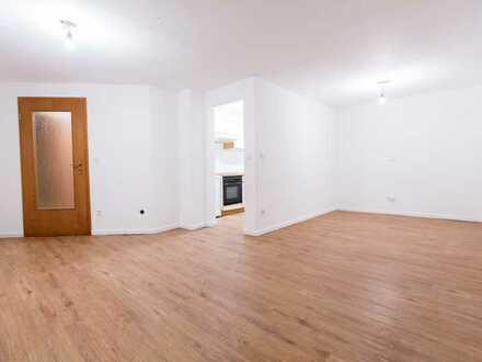 Schöne renovierte EG-Wohnung mit ca. 40qm