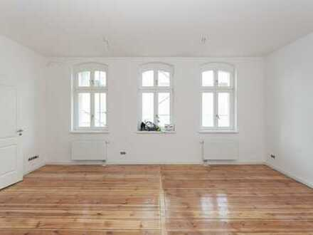 Sanierte hochwertige 3-Zimmerwohnung (VH 3.OG rechts)