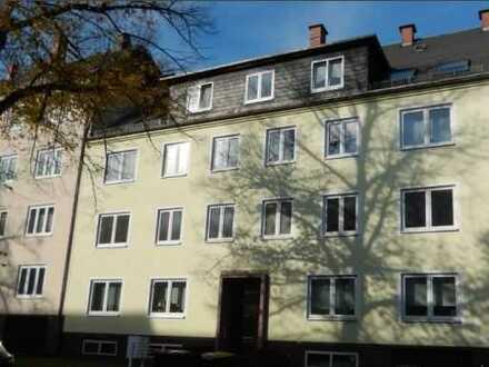Hilbersdorf! Ruhig gelegene 2-Raum-Whg. im 1. OG, Laminat, große Küche, Küche und Bad mit Fenster