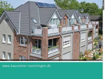 Vier-Zimmer-DG-Wohnung mit großer Dachterrasse