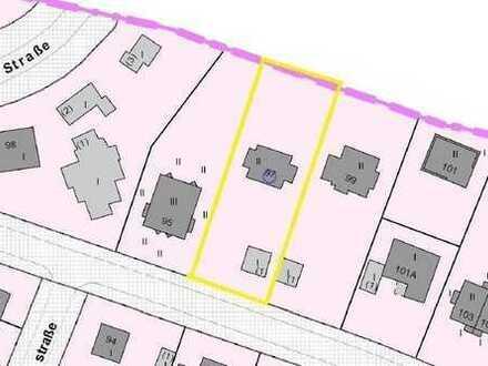 Bebauungspotenzial in Hermsdorf - Wunderschönes großes Grundstück mit Wohnhaus in begehrter Lage