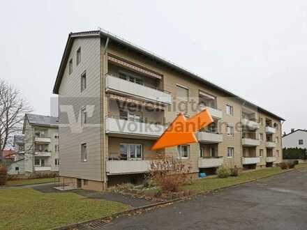 3 Zimmer-Wohnung mit Balkon und Einzelgarage!