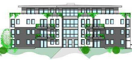 Erstbezug: Moderne 4-Zimmer-Wohnung mit Terrasse in Eldena !!!