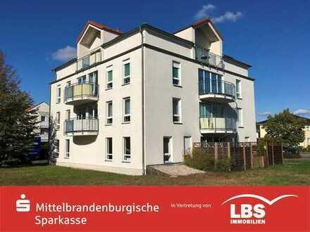 Helle 3-Zimmer-Wohnung mit Balkon und Stellplatz