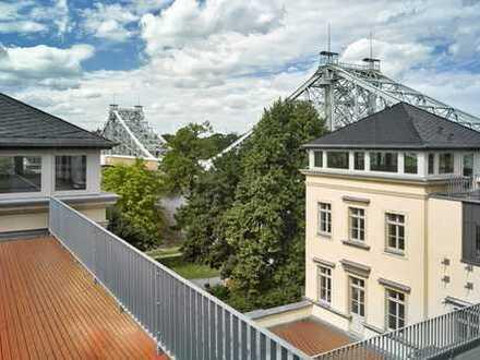 """""""Palais - Demnitz"""" Ein Stück Elbflorenz in idyllischer Lage an der Elbe"""