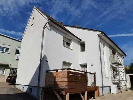 Schönes Einfamilienhaus für Familien im Ortskern von Rendel