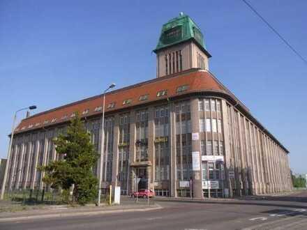 Hochflexible Gewerbeflächen im markanten Industriedenkmal, Leipzig west.. ab 50qm bis 1.500qm