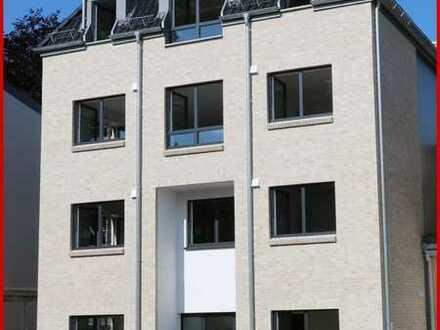 Neubau im Stadtzentrum - Moderne Wohnung im DG