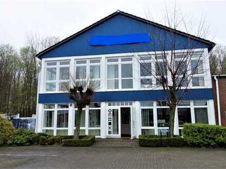 Repräsentative Büro-& Austellungsfläche zzgl. ca. 1.627qm Hallenflächen zu verkaufen!!!!
