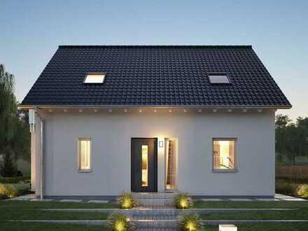 Hier dürfen Sie durch Eigenleistung richtig viel Geld sparen! Traumhaus inkl. Grundstück