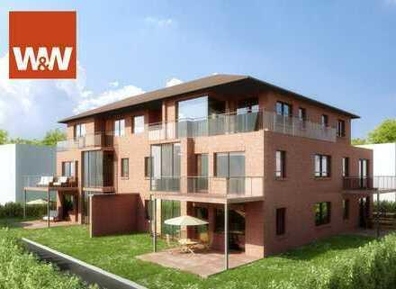 Barrierefreie Neubau-Obergeschosswohnung mit Fahrstuhl und moderner Ausstattung | Nordenham