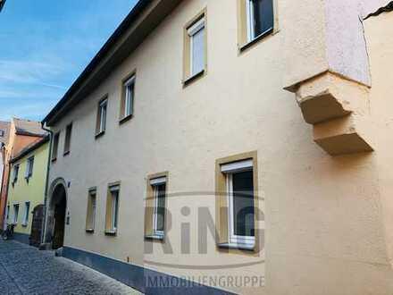 Denkmalgeschütztes Altstadthaus mit guter Rendite