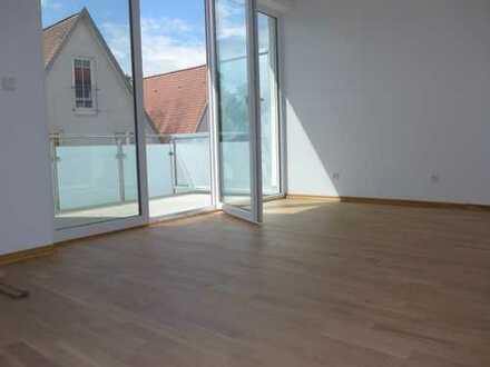 Erstbezug 3,5 Zimmer Maisonette-Wohnung mit Dachterrasse in Öhringen/Innenstadt