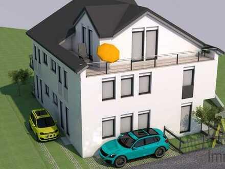 LEFT GROUND - Projektierte Eigentumswohnung in Ubstadt-Weiher (Whg. 1) Erdgeschoß, barrierefreier Zu