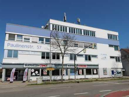 Rehkugler Immobilien: Modernes, teilmöbliertes Büro in Bürogemeinschaft in FN zu vermieten