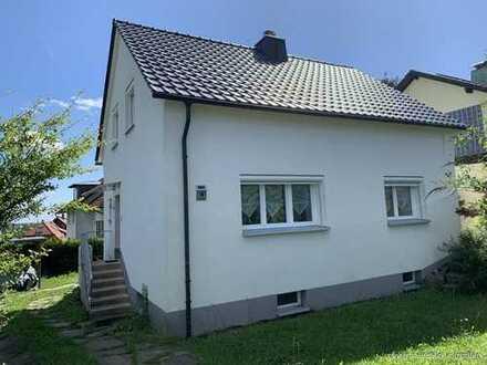 Raum- und Energiesparwunder! Schnuckeliges Einfamilienhaus in PF-Büchenbronn