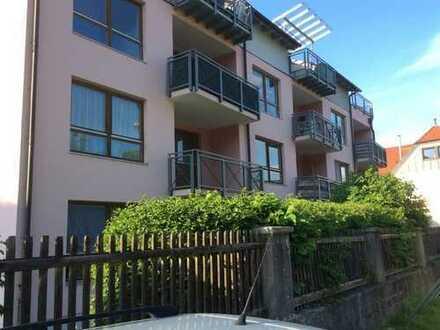 1-Zimmer Studentenwohnung mit Balkon und Küchenzeile in Passau