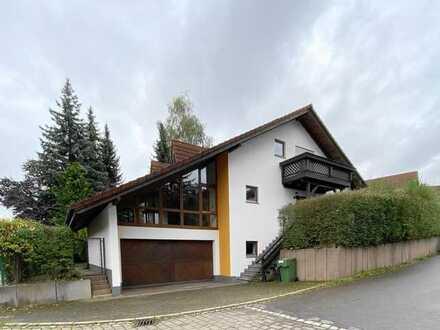 Freistehendes Einfamilienhaus mit Garten in Donaueschingen