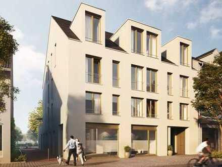 Neubau-ETW mit Dachterrasse inkl. TG-Stellplatz (25.000€)