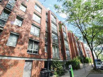 Zentral in Essen: Renovierte, helle 2-Zimmer-Wohnung mit optionalem TG-Stellplatz