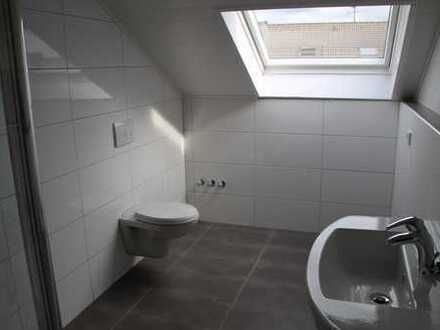 Vollständig renovierte Dachgeschosswohnung in zentraler Lage von Haltern