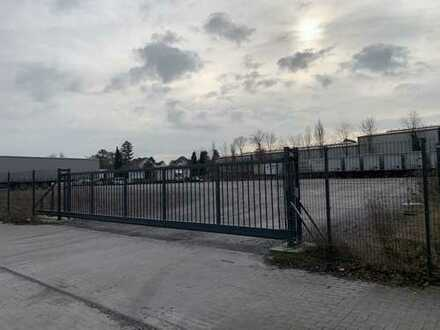 Gewerbegrundstück in Best-Lage ab 2.000 m² sofort bebaubar von Privat zu verkaufen!!!