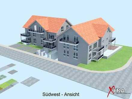 Neubau – 12 Eigentumswohnungen  mit Tiefgarage in Sinzheim