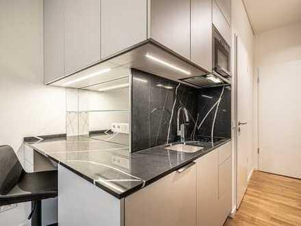 Super Apartment mit Balkon & Pantry-Küche