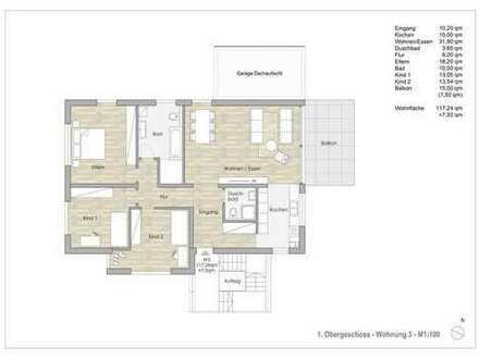 4-Zimmer Eigentumswohnung in Sprendlinger Toplage!