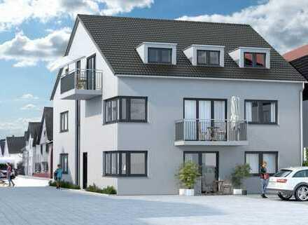 Stilvolle Eigentumswohnungen im Herzen von Eberstadt