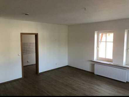 Schöne, modernisierte 3-Zimmer-EG-Wohnung zum Kauf in Immenstadt
