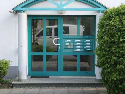 Gepflegte Wohnung mit zwei Zimmern und Loggia in Gersthofen