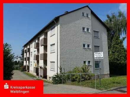 2-Zimmer-Erdgeschosswohnung in schöner Wohnlage!