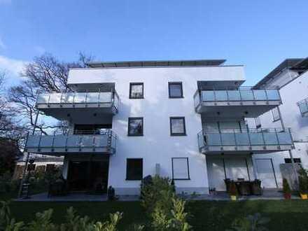 Perfekt für die Familie! Sonnige 4-Zi. Gartenwohnung in schicker Stadtvilla in der Mainzer-Oberstadt