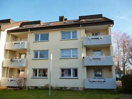 Wohnberechtigungsschein erforderlich! Großzügige 3-Zimmer-Wohnung im Soester Westen