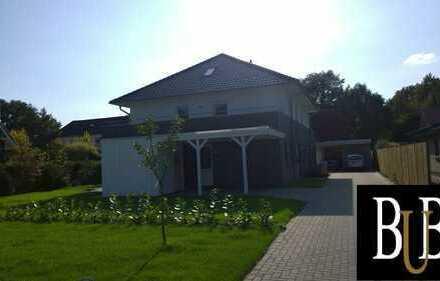 Elegenates Wohnen, DHH mit Luxus-Ausstattung: Hochwertige EBK, 2 Bäder, Dachstudio und vieles mehr!