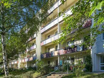 Familienwohnung in grüner Wohnanlage