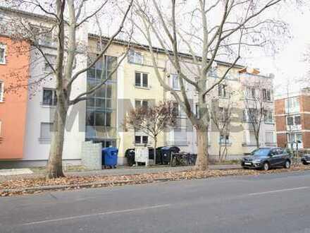Attraktive Kapitalanlage: Zentral gelegene 1-Zi.-Erdgeschosswohnung in Ludwigshafen am Rhein