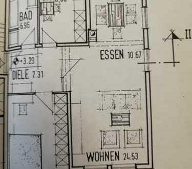 Gepflegte 3-Zimmer-Wohnung mit Balkon in 66969 Lemberg