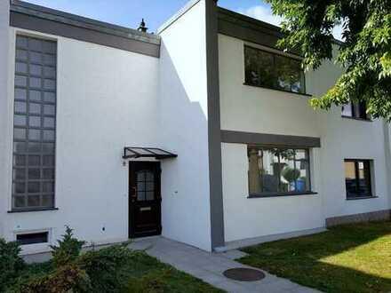 Wohnen im Weltkulturerbe - Gropiushaus mit 3-4 Zimmern und Garten in Dessau-Törten