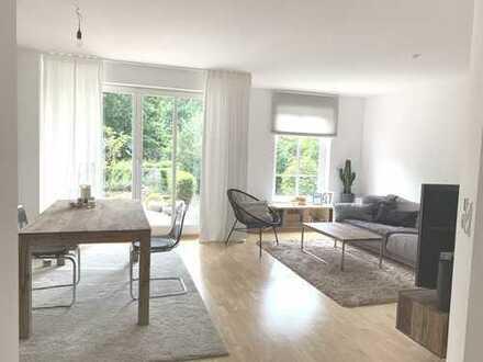 2 Zimmer Wohnung auf der SENTRUPER HÖHE, Zentral und ruhig!