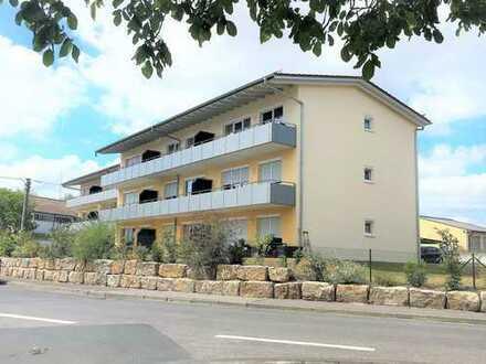 Neuwertige 2-Zimmer-Wohnung mit Balkon und EBK in Marktheidenfeld - Altfeld